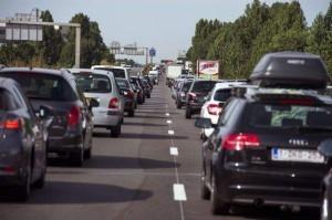 Psychologie du conducteur zones de stress, chassés croisés et embouteillages