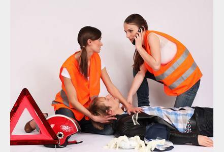 Nouvelle épreuve du permis de conduire, gestes de premiers secours