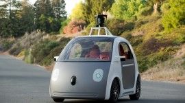 google car sans conducteur voiture autonome