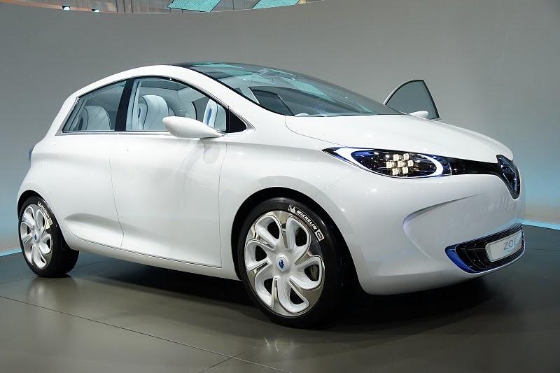 Renault_Zoe_Geneva_2012 voiture hybride