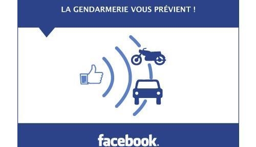 La gendarmerie vous prévient