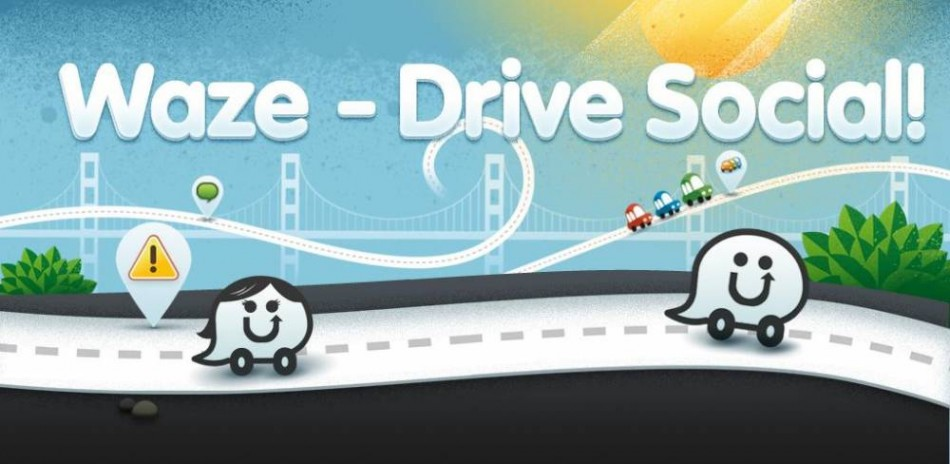 L'application Waze