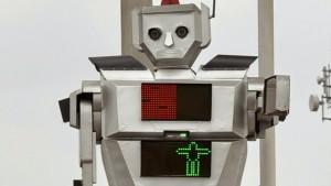 Le robot qui régule la circulation routière
