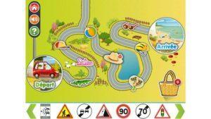 Sécurité routière junior, l'application pour apprendre le code de la route en s'amusant