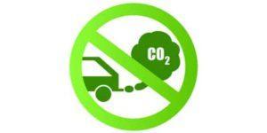 CO2 émissions de particules fines