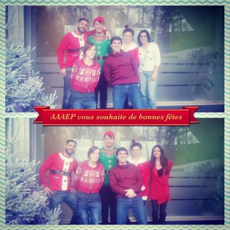 l'équipe AAAEP vous souhaite de joyeuses fêtes de fin d'année