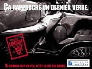 sécurité routière alcool au volant