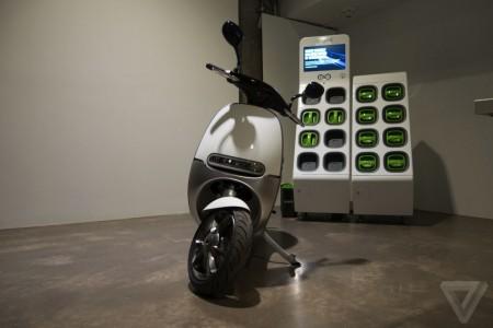 scooter électrique Gogoro