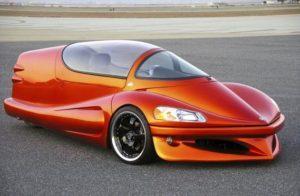 voiture aérodynamique