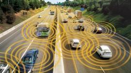 Des capteurs intégrés à la carrosserie des véhicules