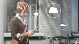 casque connecté pour cyclistes