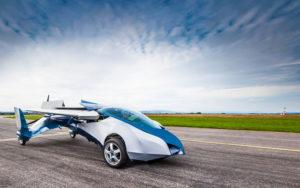 La voiture volante aeromobil