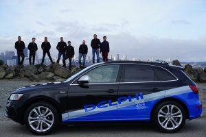 Traversée des Etats-Unis en voiture autonome avec Audi