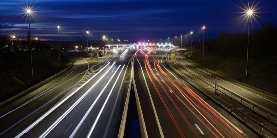 message d'alerte contresens autoroute