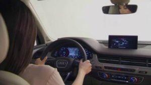 Technologies embarquées dans une voiture
