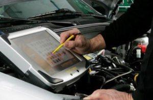 réparation de voiture par un réparateur agréé du constructeur
