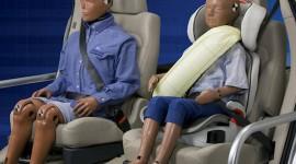 airbag intégré dans la ceinture de sécurité