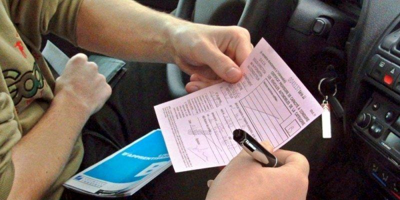 candidat permis de conduire résultats du permis sur internet examen de la conduite auto-école réforme du permis