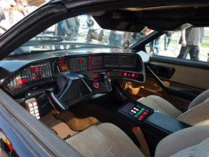 KITT, la voiture de K2000, et ses nombreuses technologies embarquées