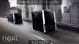 Next voiture autonome modulable
