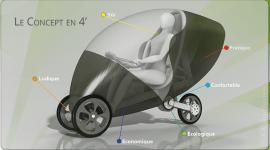 vélocar écomobilité trois roues