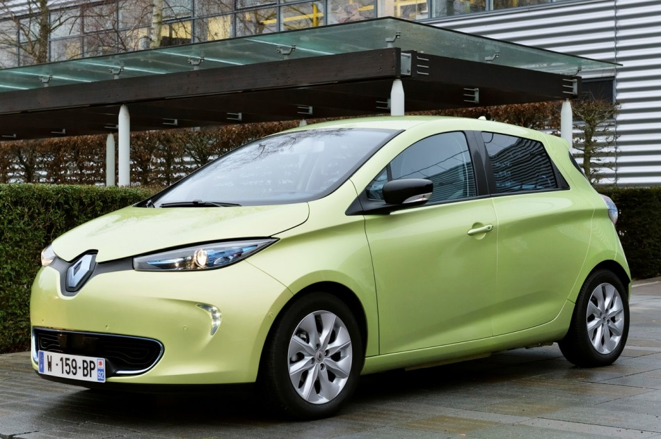 Renault Zoe Next Two voiture autonome