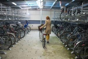 Consigne à vélos Véligo