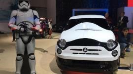 Fiat 500e Stormtrooper concept car Star Wars voiture électrique (Copier)