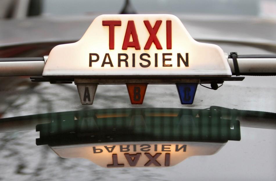 taxis parisiens tarif forfaitaire aéroport Roissy Orly Paris