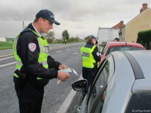 77 suspensions de permis en Meurthe et Moselle pour les fêtes de fin d'année