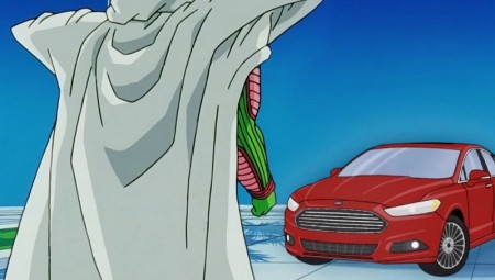 Ford et Dragon ball Z ?