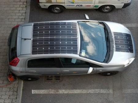 HySolarKit kit pour transformer sa voiture en hybride
