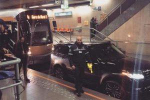Il écoute son GPS et se retrouve dans le métro bruxellois