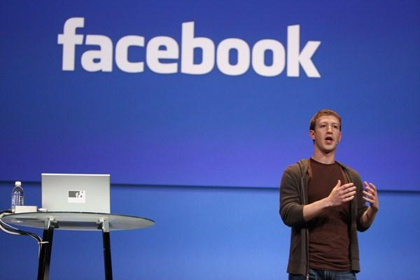 Mark Zuckerberg Facebook onglet covoiturage