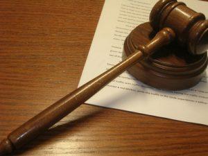 Passage devant le juge, annulation de permis