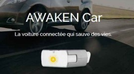 Awaken Car, boîtier connecté Made in France