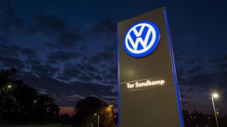 Le géant Volkswagen