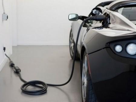 la voiture électrique autonome