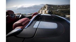 mercedes classe s cabriolet design arrière