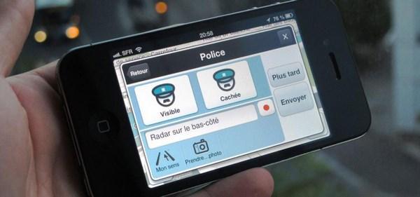 Radars à smartphones bientôt mis en vigueur