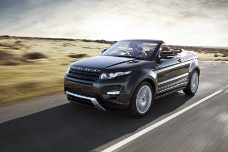 1er du top le Range Rover Evoque