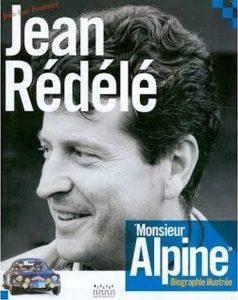 image de Jean Rédélé en couverture d'un magazine automobile