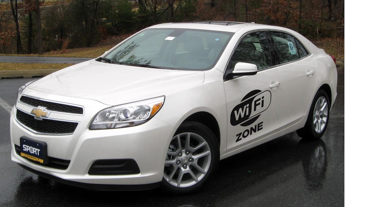 Wi-fi : Désormait un accès depuis votre voiture