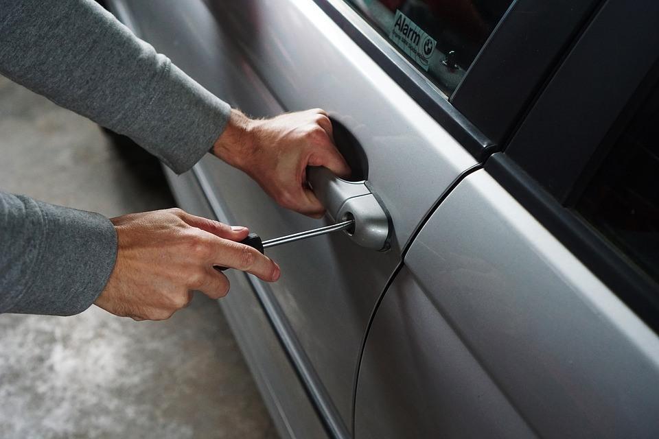 Les voitures les plus volées : le classement !