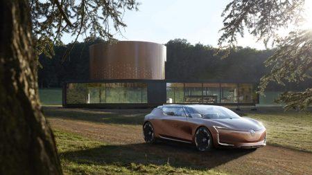 Renault Symbioz et la maison de demain