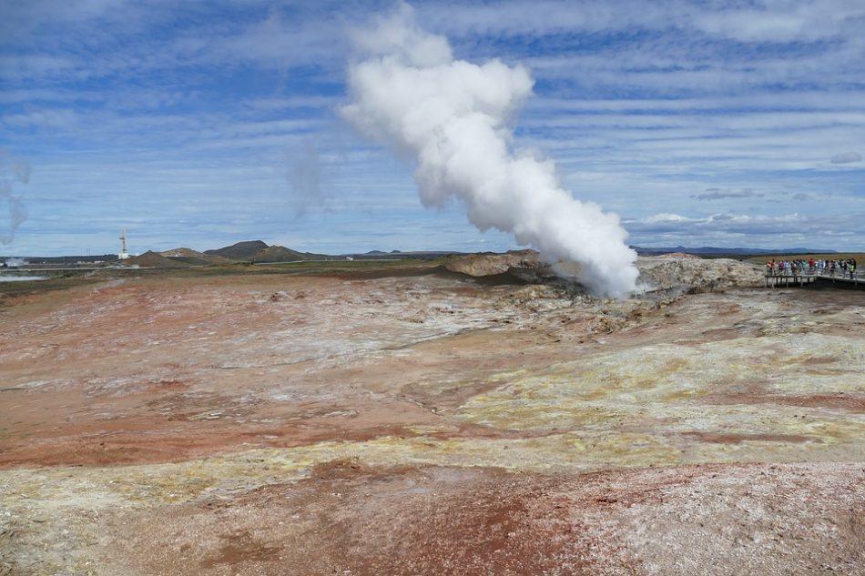 Géothermie en Islande