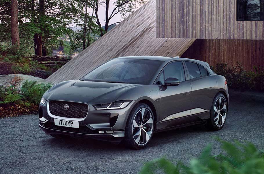 La nouvelle Jaguar bondit sur le marché du luxe électrique
